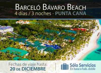 Barceló Bávaro Beach Resort